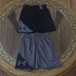 UNDER ARMOUR (5) KIDS SHORTS SET